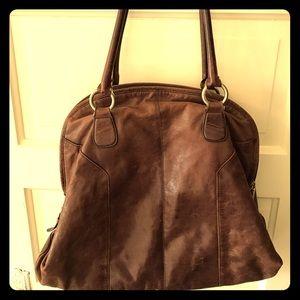 HOBO oversized leather purse
